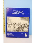 Battles of the First Empire MARENGO 1800 - Hist... - $26.77