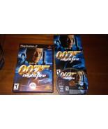 007: NightFire (Sony PlayStation 2, 2002) - $7.91
