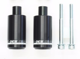 OES Frame Sliders 2014 2015 2016 2017 2018 2019 Yamaha FZ09 FZ-09 MT-09 No Cut - $49.99