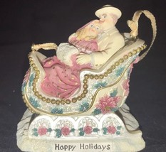 Vintage SAN FRANCISCO MUSIC BOX COMPANY Christmas Medley By Ellen Kamysz... - $20.00