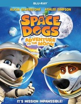Space Dogs-Adventure To The Moon (Blu Ray)