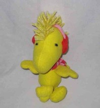 "Cute 7"" Snoopy Peanuts WOODSTOCK Plush Stuffed Doll Character Figure - $15.44"