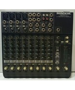 Mackie 1202VLZ PRO 12 Channel Mic Line Mixer Tested Working - $249.99