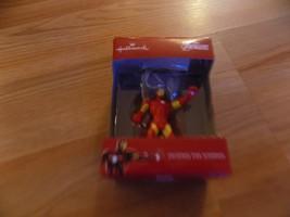 Hallmark Disney Marvel Avengers Iron Man Ironman Christmas Holiday Ornam... - $15.00