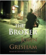 John Grisham Ser.: The Broker by John Grisham (2005, CD, Abridged) - $4.99