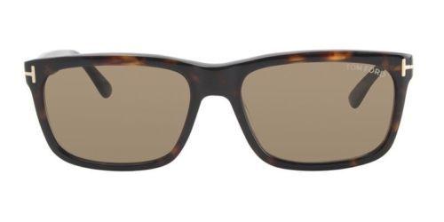 297cb11cdb10 ... Tom Ford Hugh Sunglasses Dark Havana Frame Brown CAT3 Lens FT0337 56J  55mm ...