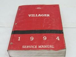 1994 Mercury Villager Service Shop Repair Manual - $19.35
