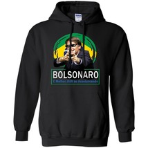Jair Bolsonaro Presidente Brasil Bolsonaro Black Navy Long Sleeves S-5XL - $39.55