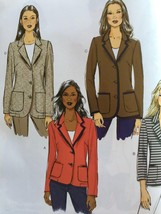 Butterick Sewing Pattern 5926 Ladies Misses Jacket Size 16-24 New - $19.01