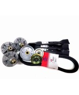 """John Deere L130 48"""" Mower Deck Parts Rebuild Kit Spindles, Blades, Belts... - $124.95"""