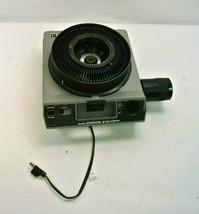Kodak Ektagraphic III AMT Carousel Slide Projector, Tested! - $109.99