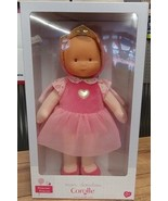 Corolle Princess Pink Cotton Flower Baby Doll FBD06-0 - $29.39
