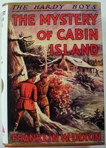 Hardy Boys The Mystery of Cabin Island no.8 Applewood Edition 1st Print ... - $20.00