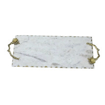 "Event Modern Marble Rectangular Tray 25x9x2"" - 43931-DS - £75.22 GBP"