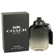 Coach New York 3.3 Oz Eau De Toilette CologneSpray image 5