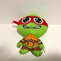 """Teenage Mutant Ninja Turtles 8"""" tall Red Band Raphael Stuffed Animal toy - $9.49"""