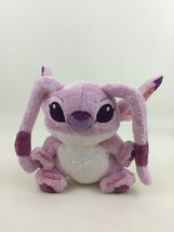 "Disney Parks Lilo And Stitch Angel Pink Girl Alien 8"" Plush Stuffed Toy - $16.88"