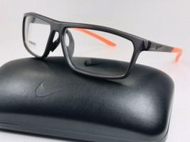 New NIKE 7083UF 501 Matte Port Wine Eyeglasses 56mm w/Case EXTRA BRIDGE ... - $79.15