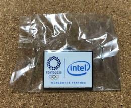 Tokyo 2020 Olympic Games Sponsor Intel pin badge - £96.99 GBP