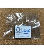 Tokyo 2020 Olympic Games Sponsor Intel pin badge - $134.12