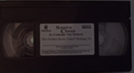 Santa Claus Is Coming to Town  Vhs image 2
