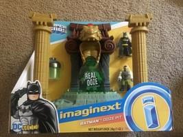 NEW Fisher-Price Imaginext DC Super Friends Ooze Pit - Batman Ra's al Ghul - $25.47