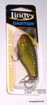 """Lindy Darter Golden Shiner 1"""" 1/2 oz - $4.75"""