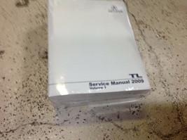 2009 Acura TL T L Service Shop Repair Workshop Manual OEM Single Set - $49.44