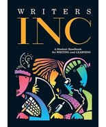Writers INC: A Student Handbook for Writing & Learning [Paperback] WINC3 - $4.95