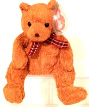 TY BEANIE BABIES 2002 COLLECTIBLE – Woody the Bear – RETIRED - MWMT - $9.55