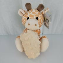 Moon & Stars Infant Baby Giraffe Plush Lovey Minky Blanket Security Walgreens - $59.39