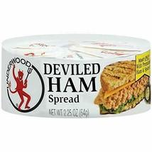 Underwood Deviled Ham Spread 2.25 oz ( Pack of 24 ) - $59.39