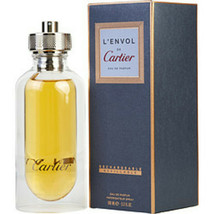 Cartier L'envol Eau De Parfum Refillable Spray 3.3 Oz For Men - $73.31
