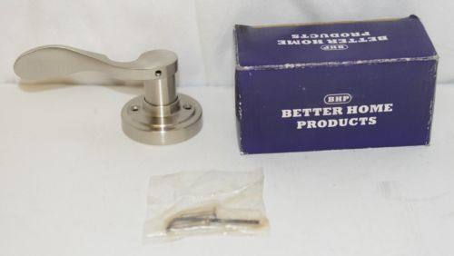 Better Home Products N60315SNLT Lever Dummy Left Hand Satin Nickel