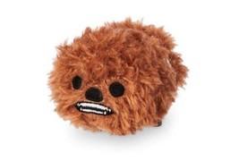 Disney Store Star Wars Chewbacca Tsum Tsum Plush  Mini  3 1/2'' - $11.76