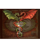 KING SOLOMON HAUNTED TEMPLAR DRAGON LIMITED AVAILABLE POWER Magick overc... - $277.77