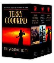 The Sword of Truth, Boxed Set III, Books 7-9: The Pillars of Creation, N... - $9.45
