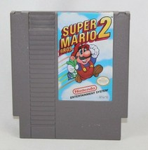Super Mario Bros 2 II (NES Nintendo) - Cartridge Only - Free Shipping - ... - $18.50