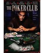 THE POKER CLUB DVD - $1.90
