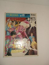 Vintage 1987 Mattel Barbie and the Rockers Puzzle Game Complete 1980's Toy - $9.90