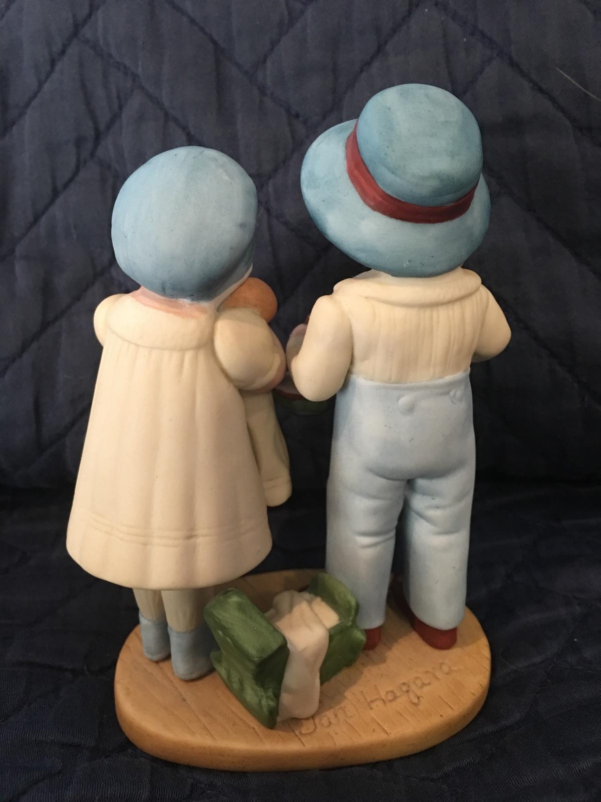 "Jan Hagara ""Betsy and Jimmy"" 2-year 1983-1984"