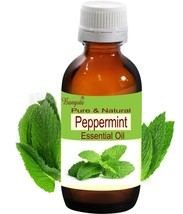 Peppermint Oil- Pure & Natural Essential Oil- 10ml Mentha arvensis by Ba... - $10.15