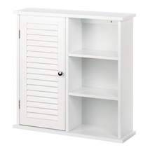 Wall Cabinet With Shelves - $84.00
