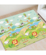 78x70in Non Slip Double Side Play Mat Baby Infant Crawling Mat Yoga Pad ... - $69.60