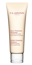 Clarins Gentle Foaming Cleanser with Shea Butter for Dry or Sensitive Sk... - $20.37