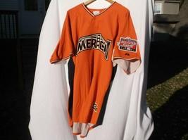 AMERICAN LEAGUE 2007 ALL STAR GAME MLB NO 4 MAJESTIC SZ XL LUKAN BASEBAL... - $43.99