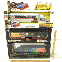 Racing Champions Allison #28 Jeff Gorden #24 Road Champs Petty Transport... - $27.81