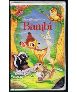 1942 Bambi VINTAGE VHS Clamshell Edition Disney - $13.99