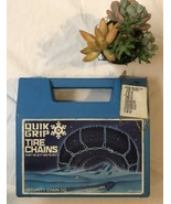 QUICK GRIP BY SCC TIRE Snow CHAINS MUD SNOW ICE #QG1114 12, 13, 14 INCH - $22.80