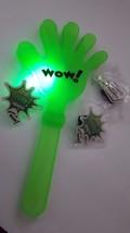 TD BANK Wow Awards Employee Light Up Pins & Light Up Clapper Noise Maker! - $14.01